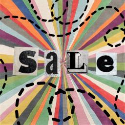 sale depop salesign freetoedit