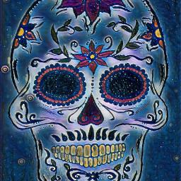 calaveramexicana midnightmagiceffect midnightfx