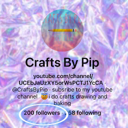 200followers pinterest pintreststar partytimes celabration youtubechannel subscribeonyoutube freetoedit