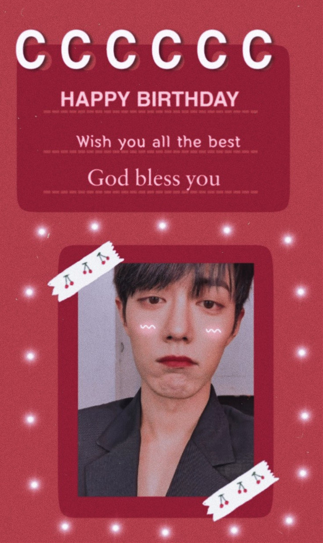 Dear Xiao Happy New Year to you You have already entered 29 I hope that all your wishes come true and also to remain in good health I love you and wish you eternal happiness with the one you love 🥺🐰💞♡~   #freetoedit #xiaozhan #theuntamed #weiwuxian #happybirthday