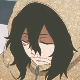 aizawa shotaaizawa shota aizawashota eraserhead thisisourteacher prohero bnha mha anime sleepingbagsquad freetoedit