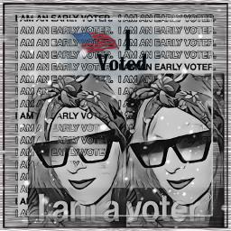 vote 2020 election woman womensrights freetoedit