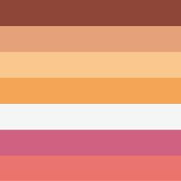 freetoedit poc lesbianflag