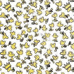 freetoedit ftestickers stickers peanuts snoopy woodstock