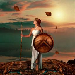 unsplash background warriorwoman surrral madewithpicsart madebyme myedit heypicsart picsartedit greek fauspre makeawesome strong freetoedit