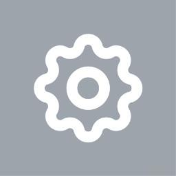 settings settingsicon personalizedicon bluegray
