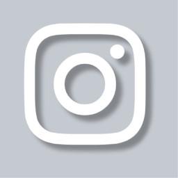 instagram instagramlgo personalizedlogo bluegray freetoedit