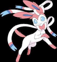 sticker sylveon pokemon pokemonsticker kawaii cute pink trending uwu interesting japan blue aesthetic anime owo freetoedit