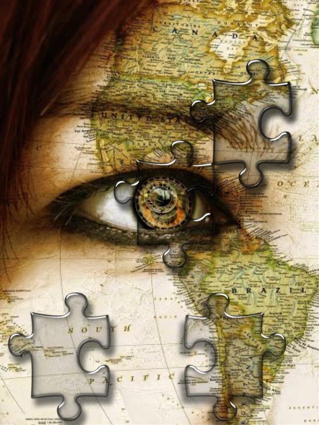 #puzzle #puzzleface #worldface #world #fantacy