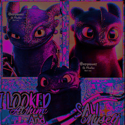 toothless toothlessthenightfury nightfury dragon cute aesthetic aesthetics aestheticedit howtotrainyourdragon httyd shapeedit