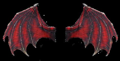freetoedit vampire demon wings costume halloween night creatures devil red black aesthetic cool dark blood bloody