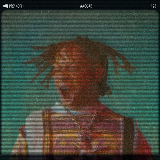 Trippie Redd: Green maiden.  Note: The heading/Cover to this new story I'm making. --------------------------------------------- #freetoedit #trippieredd  #teal #vcreffect #oldtvvintage