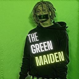 trippieredd green freetoedit