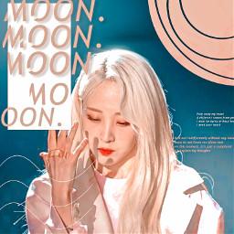 mamamoo moonbyul kpop freetoedit freetoremix