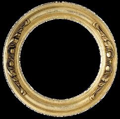 oro dorado circulo freetoedit