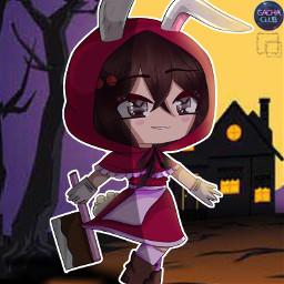 gachalife halloween gacha contest lunimegames gachaclub halloweenparty edit drawing yuni gachaclubhalloweenparty picsart littlefoxesteam ecgachaclubhalloweenparty freetoedit