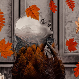 freetoedit unsplash srcautumnleaves autumnleaves