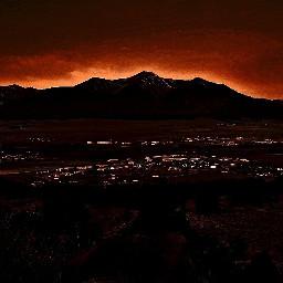nature naturephotography wildfires mountains colorado