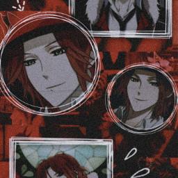 laito laitosakamaki sakamaki anime diaboliklovers diabolik lovers wallpaper aesthetic aestheticwallpaper wallpaperlaito otaku red freetoedit
