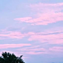 pinksky cottoncandyclouds myoriginalphoto naturephotography pinkclouds freetoedit