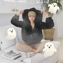freetoedit ghost heypicsart makeawesome ftestickers stayinspired createfromhome meeori