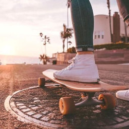 skateboard interesting music nature california photography