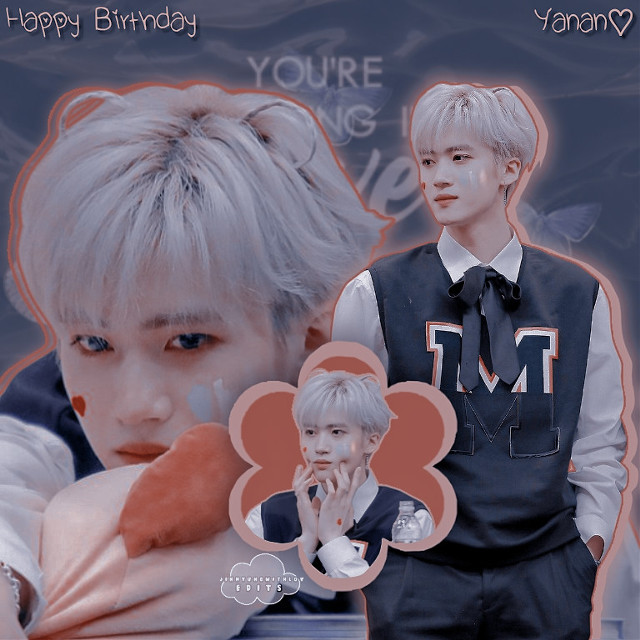 Happy Yanan day!🌸💗   ✯Edit infos; ·͟͟͟͟͟͟͞͞͞͞͞͞➳ Yanan ·͟͟͟͟͟͟͞͞͞͞͞͞➳ PENTAGON ·͟͟͟͟͟͟͞͞͞͞͞͞➳ ©whi, beapanda da  ✯Note; Happy Birthday Yanan!!! He's such an adorable beautiful and talented human being!! Ilysmmmm💖💗💝💕  Jsjsjsjsjsjsjsjsj I just realised how many Scorpio idols are who I love aaaaah😍😍😍😍Like A LOTTT😍😍😍😍😍I'm a Scorpio too😍😍 Happy bday to Minho (Lee) too!!💕💞💓 And happy birthday to Yutaa *inserts Jungwoo's anime voice*!!🍒💖💞   ⁀➷ I hope you like my edit, ilysm •ଓ.   ‣ posted: 10.25.  ˚.༄| Hajni   ┊✧*。 ✯┊☪︎⋆✧*。 ┊   ❥ t a g l i s t ✿   ☪︎🐰My mOrK-mate Csinjong♡ ⋆@yoongmyeon_  ☪︎🍨My Ice Cream Sistor♡ ⋆@jucykook  ☪︎🎨Fav editors♡ ⋆@jaehyuns_dimple ⋆@kawaii_maknae ⋆@taekooknochu ⋆@soso_bts_v ⋆@bts_studiio ⋆@seongstar_ ⋆@kyunwii-  ☪︎🐻Loves♡ ⋆@_the_shadow_like_me ⋆@dancedancewithme ⋆@yeosangsupportbot ⋆@ilovesugakookies ⋆@1-800-seventeen ⋆@imablackdemon ⋆@https-yoondere ⋆@purpletaetaely ⋆@xkawaii_mintx ⋆@produsoyeon ⋆@_wxnpilstea_ ⋆@sugar-babez ⋆@lyly_are_lyla ⋆@bangtansur ⋆@glossyjieun ⋆@chae_berry ⋆@btshines_7 ⋆@elisatoldus ⋆@scftminho- ⋆@10velyjohn ⋆@yeonfused ⋆@e_xiu_o94 ⋆@yundohui   [🐻] : to be added [🙈] : to be removed [🦉] : username change   ┊✧*。 ✯┊☪︎⋆✧*。 ┊   ✁・・・ ❝ t a g s🏷ᵕ̈ #yanan #pentagon #ptg #happybirthday