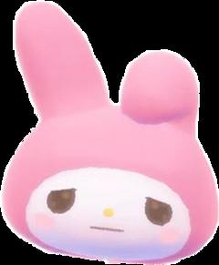 kawaii uwu mymelody mymelodysticker hellokitty hellokittyaesthetic pink cute aesthetic japan interesting owo sanrio bunny bunnies art newsticker freetoedit