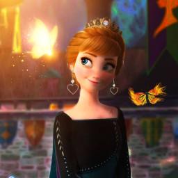 queenanna frozen2 annathenewqueen 21stbirthday freetoedit