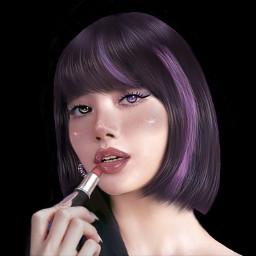 freetoedit blackpink blackpinklisa kpop kpopedit