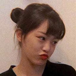 한성민 성민 보정 노이즈 edit edits prettygirl girl pretty sungmin seongmin hansungmin korea