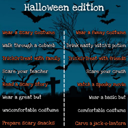 freetoedit remixit new game blossomgames template bored blossom aboutme halloween spooky scary wouldyourather thisorthat fall october orange graveyard