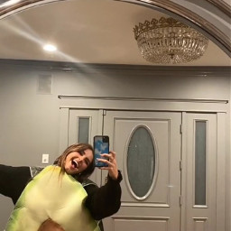 freetoedit addisonrae tiktok halloween mirror selfie picture remixit photography billieeilish avocado costume food iphone makeawesome heypicsart