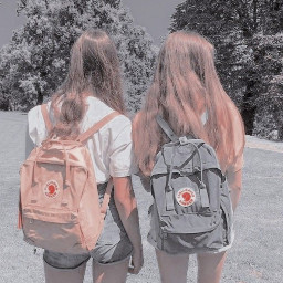 aesthetic bags cherry strawberry bff sister 4ever