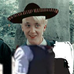 dracomalfoy charro mexico freetoedit
