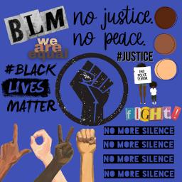 freetoedit blacklivesmatter blm nopeacenojustice weareequal