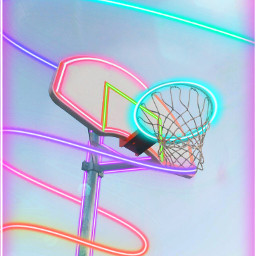 neon basketball hoopdreams neonlove neonswirl basketballneverstops basketballislife hoops neonlines freetoedit irchoopdreams