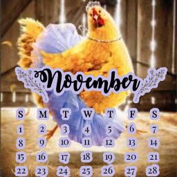 november freetoedit srcnovembercalendar novembercalendar