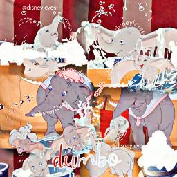 disney dumbo blendedit ringmaster circus