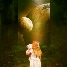 littlegirl portaltoanotherworld portaldoor outerspace darkforest papicks myimagination stayinspired beinspired madewithpicsart stepbystepedit be_different be_creative myart myedit davechinoart freetoedit
