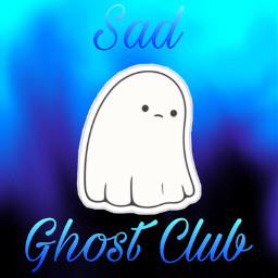 sad ghost club sadghostclub aesthetic freetoedit