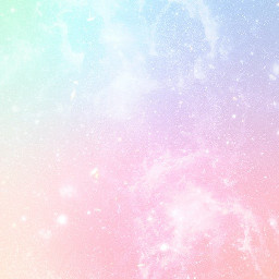 freetoedit galaxy rainbow colorsplash colorful pastel watercolor wallpaper overlay layers mask background painting