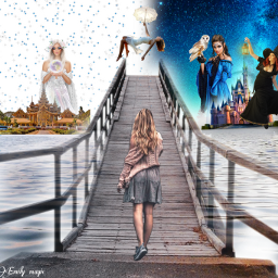 freetoedit fantasy queen day night fairy witch magic magicalworld disney foryou foryoupage kingdom princess fantasyedit fantasyart fantasyworld colorful edit