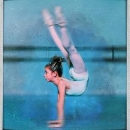 ellianawalmsley elliana dance flexible blue ballet blueuniverse