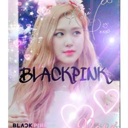 rosé blackpinkrose blackpink kpop freetoedit