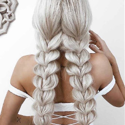 snapchat screenshot hairstyle hairstyles hairclip hairclips hair longhair whitehair braid braids braidstyles hairart haircut hairdo haircolor hairedit