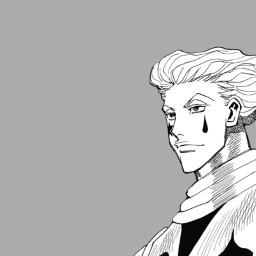 hxh hunterxhunter hisoka appicon anime appiconanime freetoedit