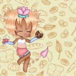 gacha gachaclub myart art drawing dontsteal editrequest gachalife edit gachaclubedit gachalifeedit hopeyoulikeit editreq foodedit food cookies yummy
