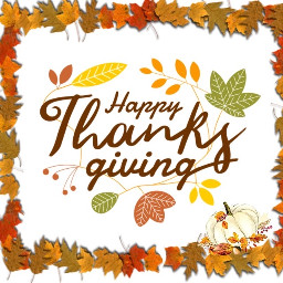 happythanksgiving thanksgiving thankful friendsgiving freetoedit