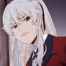 freetoedit kakegurui kakeguruimary marysaotome kakeguruisaotome mary saotome saotomemary anime animedit animeicon weeb otaku aestheticanime